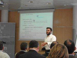 Sesión de alcaldes 2.0 en Granada